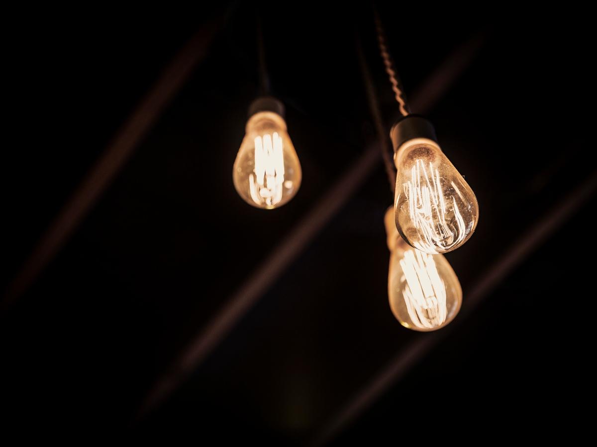lightbulb - smart ideas
